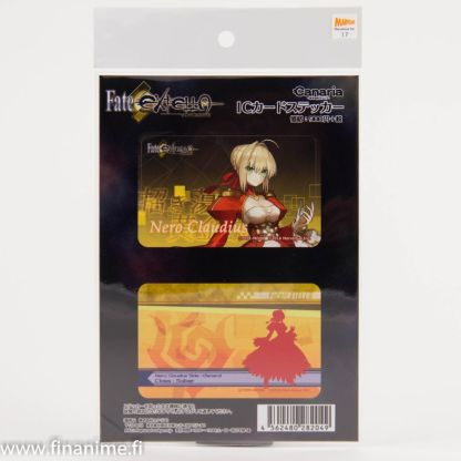 Fate/Extella - Nero Claudius - Fate/Extella: The Umbral Star sticker