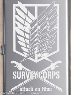 Attack on Titan - Survey Corps - Attack on Titan vallet