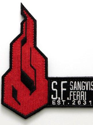 Girls' Frontline - Sangvis Ferri - [Bonus] Filles'Frontline Sangvis Ferri Patch Anglais (Amovible Type)