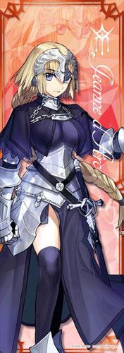 Fate/stay night mini poster gacha