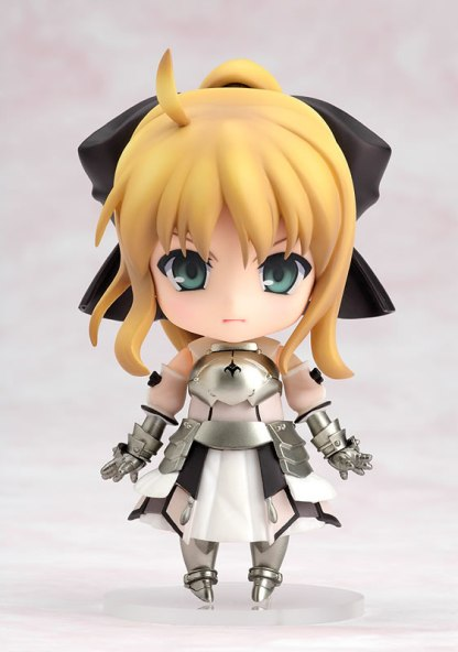 Fate/Unlimited Codes - Saber Lily, Nendroid [077] - Fate/stay night