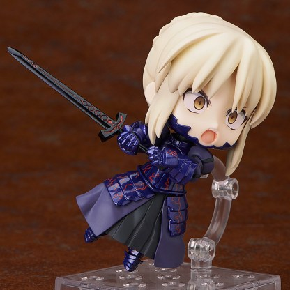 Fate/Stay Night - Saber Alter, Super Movable Nendoroid