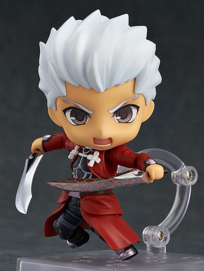 Fate/Stay Night - Archer, Super Movable Nendoroid [486]