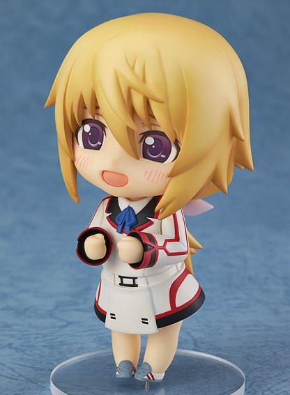 Nendoroid 497 IS Infinite Stratos Charlotte Dunois Figure NEW from Japan