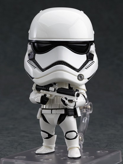 Good Smile Company Star Wars First Order Stormtrooper Nendoroid Action Figure - Stormtrooper