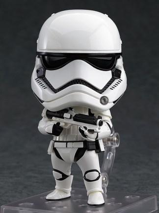 Star Wars - First Order Stormtrooper, Nendoroid [599] - Good Smile Company Star Wars First Order Stormtrooper Nendoroid Action Figure
