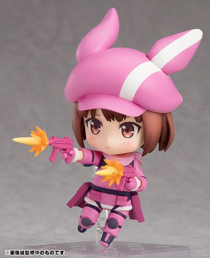 Llenn Nendoroid Sword Art Online Alternative Gun Gale Online