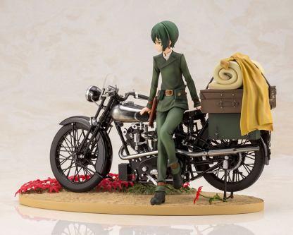 Kino's Journey 1/10 scale figure Kotobukiya