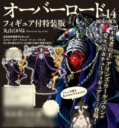 Overlord - Volume 14