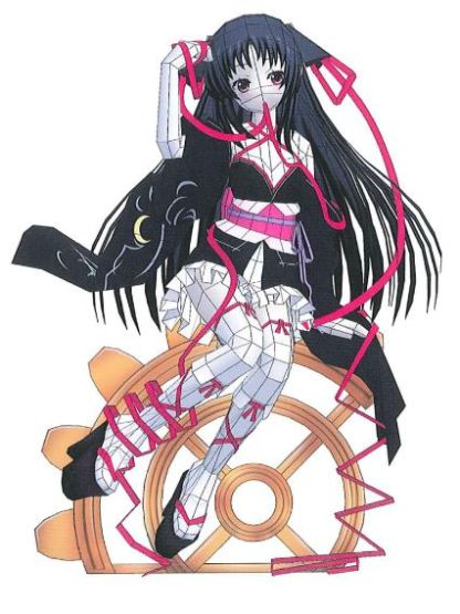 Unbreakable Machine Doll Yaya Pepakura - Anime