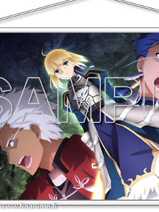 Fate/Stay Night - Archer, Lancer, Saber - Fate/stay night