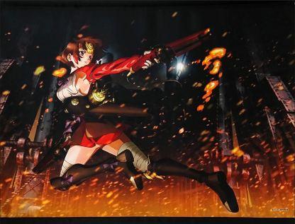 Kabaneri of the Iron Fortress - Mumei - Mumei