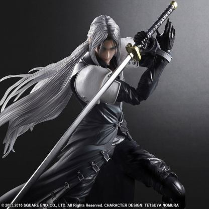 Sephiroth action figure