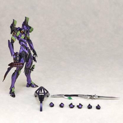 Revoltech Evangelion Evolution EVA-01 Natayanagi Ver