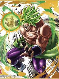 Dragon Ball - Super Saiyan Broly full power 14 - Broly