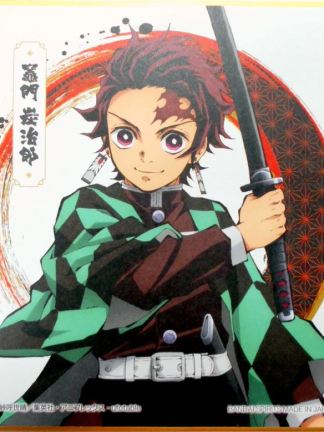 Tanjiro Kamado - Demon Slayer: Kimetsu no Yaiba