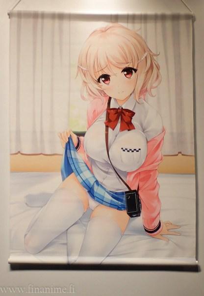 Tsukushi Watayuki - tapestry
