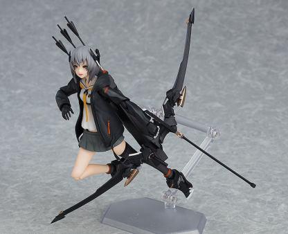 Action figure - Heavily Armed High School Girls Roku figma