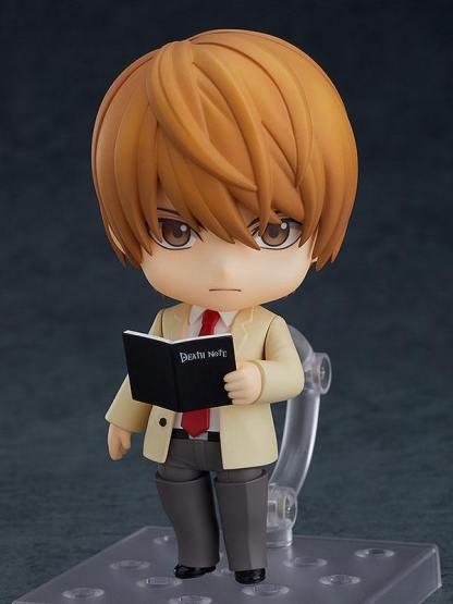Light Yagami - Death Note Nendoroid Light Yagami 2.0