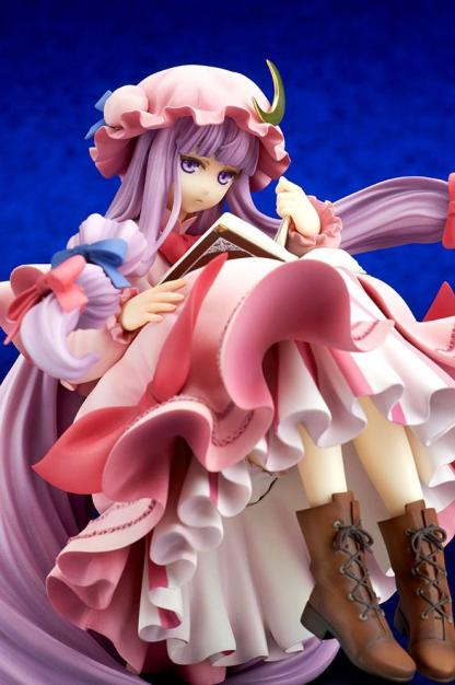 Touhou Project The Unmoving Great Library - Patchouli Knowledge figuuri quesQ