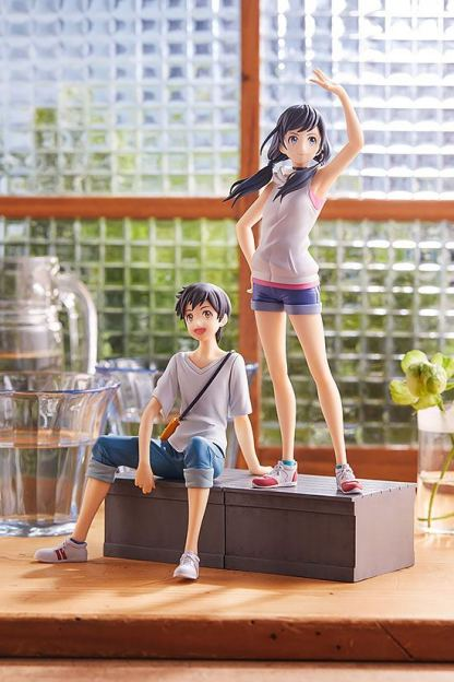 Weathering With You - Hina Amano Pop Up Parade figuuri