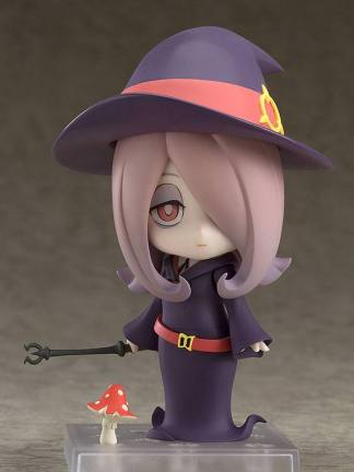 Little Witch Academia - Sucy Manbavaran Nendoroid 835