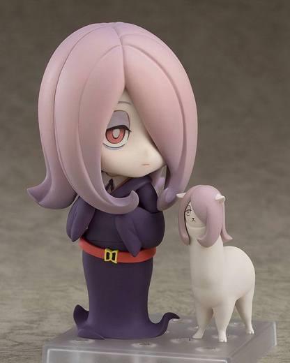 Little Witch Academia - Sucy Manbavaran Nendoroid 835