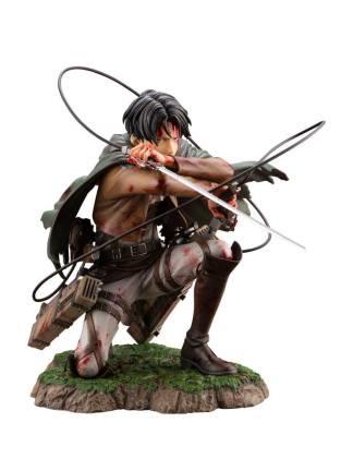 Attack on Titan - Levi figuuri, Fortitude ver