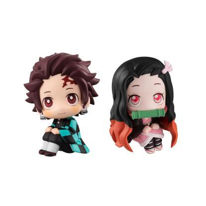 Kimetsu No Yaiba - Tanjiro & Nezuko Look Up figuurisetti