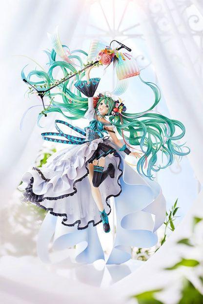 Hatsune Miku Memorial Dress ver figuuri