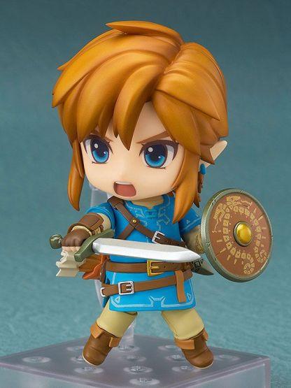 The Legend Of Zelda Breath of the Wild - Link Nendoroid 733