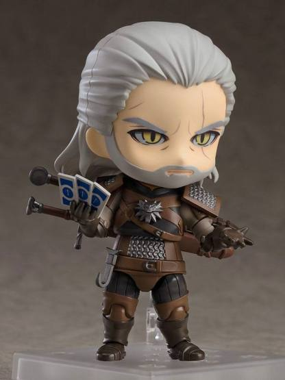 The Witcher 3 - Geralt Nendoroid 907