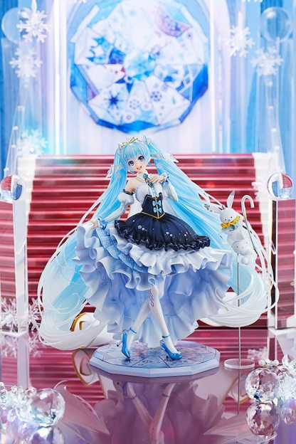 Snow Miku - Snow Princess ver figuuri