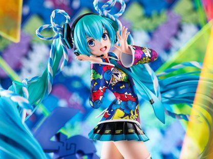 Hatsune Miku: Miku EXPO 5th Anniv figuuri, Lucky☆Orb: UTA X KASOKU Ver.