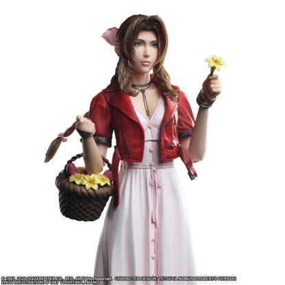 Final Fantasy VII Remake - Aerith Gainsborough figuuri