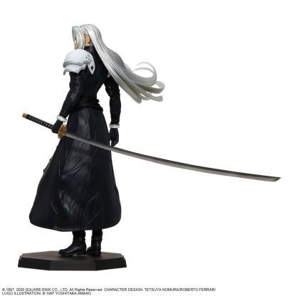 Final Fantasy VII Remake - Sephiroth figuuri