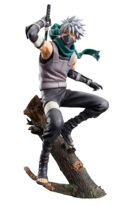 Naruto - Kakashi Hatake figuuri, Anbu ver