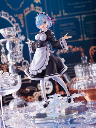 Re:Zero - Rem winter maid image ver AMP Figuuri