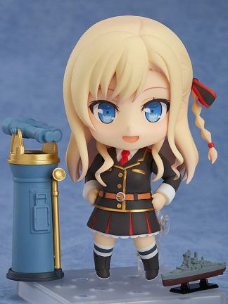 High School Fleet - Wilhelmina Nendoroid [693]
