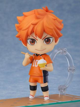 Haikyuu!! - Shouyou Hinata Nendoroid [1411], The New Karasuno ver.