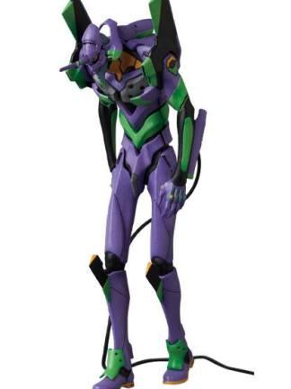 Evangelion - EVA 01 UDF Mini Figuuri