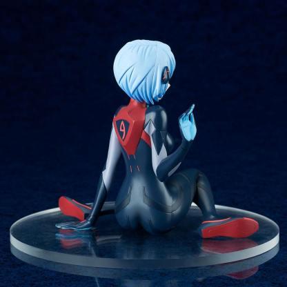 Evangleion - Rei Ayanami Plugsuit ver figuuri