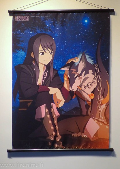 Tales of Vesperia Wall Scroll - Yuri Lowell
