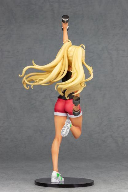 How Heavy are the Dumbbells You Lift? - Hibiki Sakura figuuri