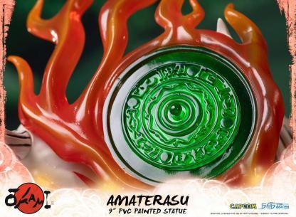 Ookami - Amaterasu figuuri