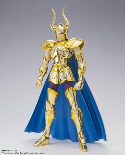 Saint Seiya - Capricorn Shura Revival ver figuuri, Saint Cloth Myth EX