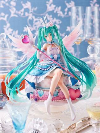 Hatsune Miku Birthday 2020, Sweet Angel ver figuuri