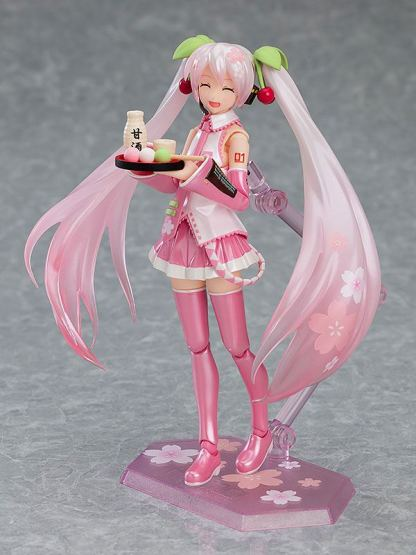 Hatsune Miku - Sakura Miku Figma [EX-061]