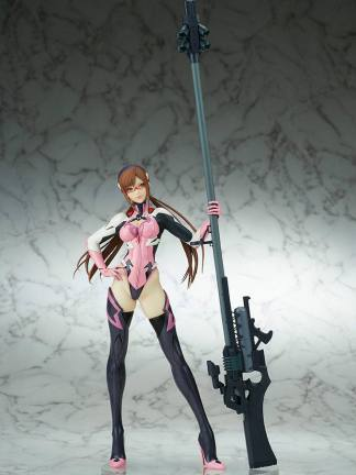 Rebuild of Evangelion - Mari Makinami Illustrious figuuri