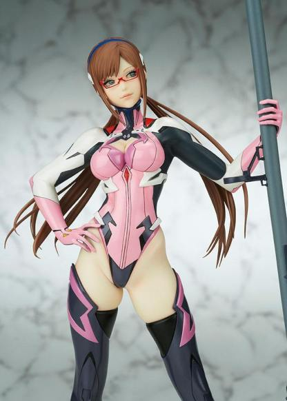 Rebuild of Evangelion - Mari Makinami Illustrious figuuri
